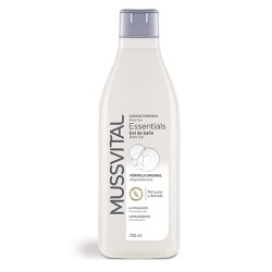 Comprar Mussvital Essentials Gel de Baño Original 750ml