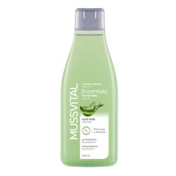 Comprar Mussvita Essentials Gel de Baño Aloe Vera 750ml
