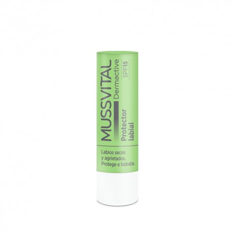 Mussvital Dermactive Protector Labial Stick SPF15