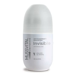 Mussvital Dermactive Desodorante Invisible Antimanchas 75 ml