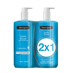 Neutrogena Hydro Boost Loción Corporal Gel 2x 750ml.