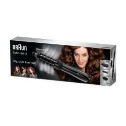 Braun Satin Hair 5 Moldeador con Vapor AS530