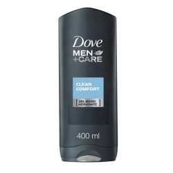 Comprar Dove Men+Care Gel de Ducha Clean Comfort 400ml