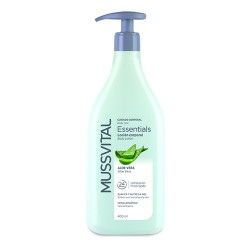Comprar Mussvital Essentials Body Milk Aloe Vera 400ml