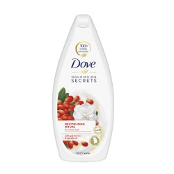 Dove Gel De Ducha Revitalizador Goji Y Camelia 500ml