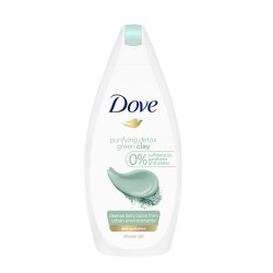 Dove Men Gel De Ducha Carbón Y Arcilla 500ml