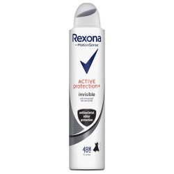 Rexona Active Pro+ Desodorante Antitranspirante Invisible Mujer 200ml
