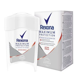 Rexona Desodorante Maximum Protection Antitranspirante Active Shield 45ml