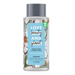 Comprar Love Beauty And Planet Champú Agua de Coco & Flor de Mimosa 400ml
