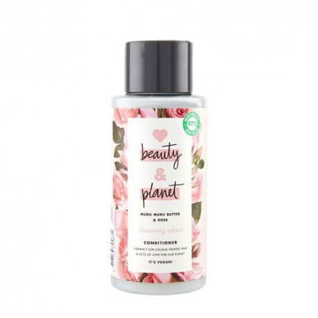 Love Beauty And Planet Acondicionador Manteca de Muru Muru & Rosa 400ml