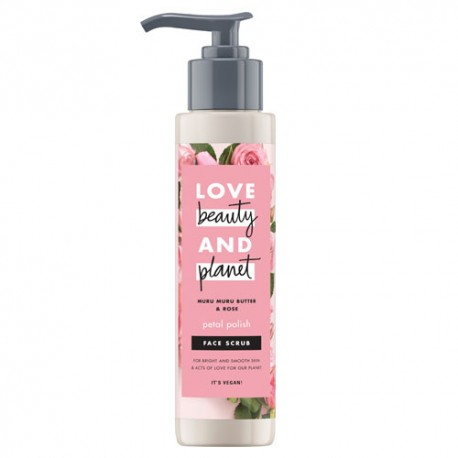 Love Beauty And Planet Exfoliante Manteca de Muru Muru & Rosa 125ml