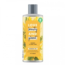 Comprar Love Beauty And Planet Tropical Hydration Gel Aceite de Coco & Ylang Ylang 500ml