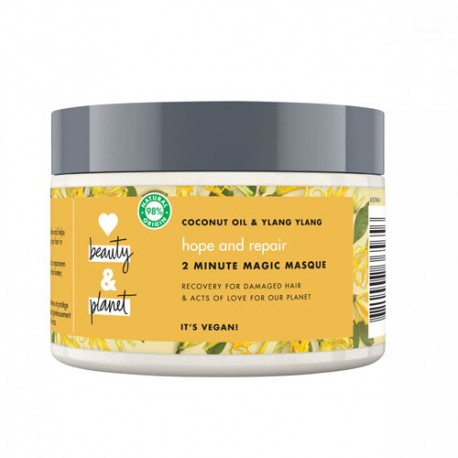 Love Beauty And Planet Mascarilla Aceite de Coco & Ylang Ylang 300ml