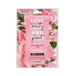 Comprar Love Beauty And Planet Mascarilla Manteca de Muru Muru & Rosa 21ml