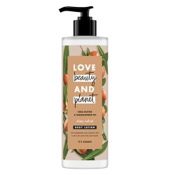 Comprar Love Beauty And Planet Loción Manteca de Karité y Sándalo 400ml