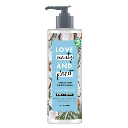 Comprar Love Beauty And Planet Loción Agua de Coco & Flor de Mimosa 400ml