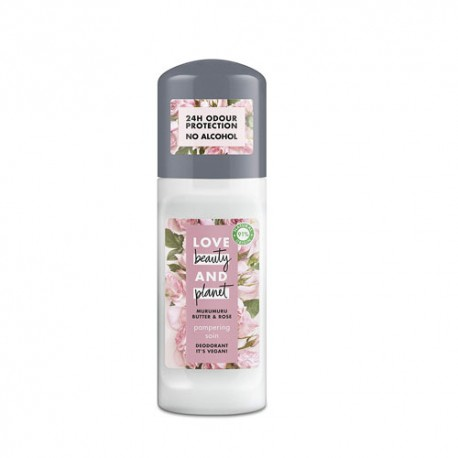 Love Beauty And Planet Desodorante Manteca de Muru Muru & Rosa 50ml