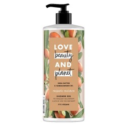 Comprar Love Beauty And Planet Gel Manteca de Karité y Sándalo 500ml