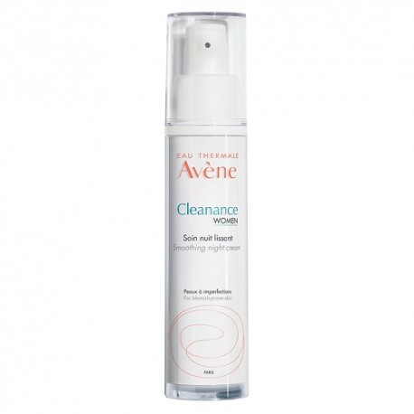 Avène Cleanance Women Crema Noche 30ml