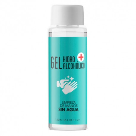 Bina Gel Hidroalcohólico con Dispensador 100ml
