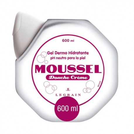Moussel Gel Ducha Douche Creme 600ml