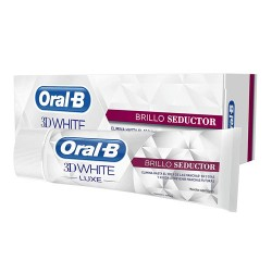 Comprar Oral B Pasta 3D White Brillo Seductor 75ml