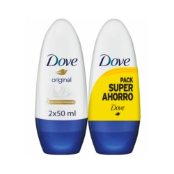 Dove Original Desodorante Roll On Original 2x50ml