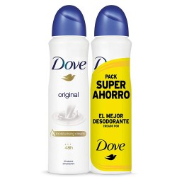 Comprar Dove Pack Ahorro Desodorante Original 2x200ml