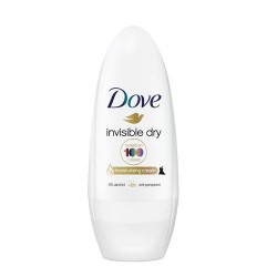 Comprar Dove Desodorante Invisible Roll On 50ml