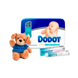 Dodot Pack Pro-Sensitive + Bepanthol bebé + REGALO