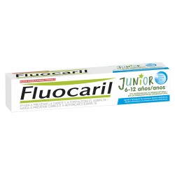 Comprar Fluocaril Junior 6-12 años Sabor Chicle 75ml