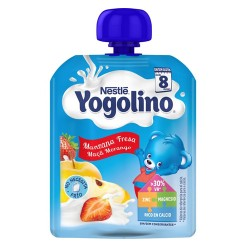 Comprar Nestlé Yogolino Bolsita Manzana y Fresa +8m 90g