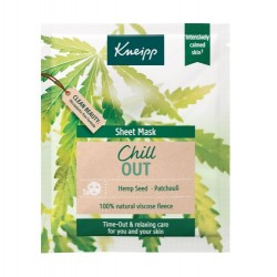 Comprar Kneipp Mascarilla Facial Chill Out 1ud