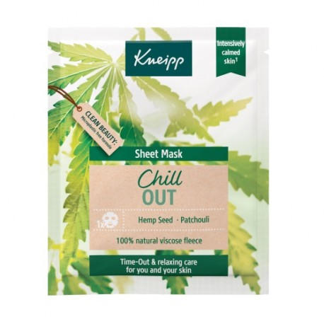 Kneipp Mascarilla Facial Chill Out 1ud