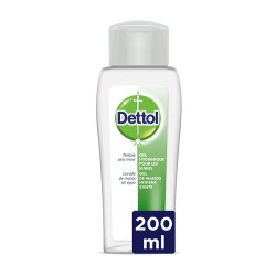 Dettol Gel Manos Antibacteriano 200ml
