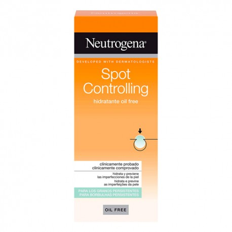 Neutrogena Visibly Clear Spot Proofing Hidratante Oil Free 50ml