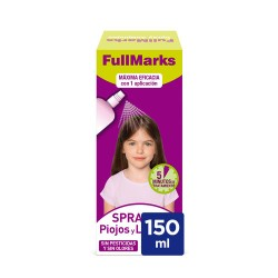 Comprar Fullmarks Spray Antipiojos 150ml