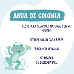Nenuco Colonia 600 ml