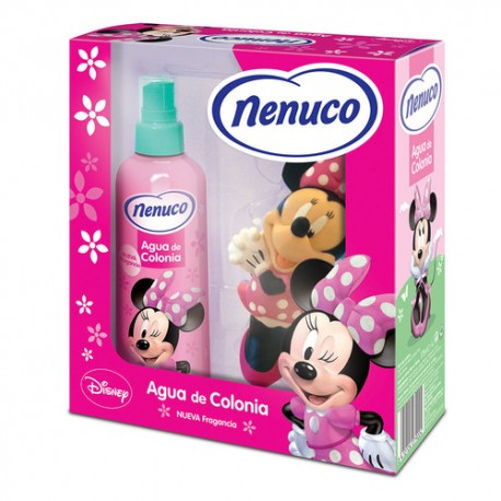 Nenuco Estuche Spray Minnie 175ml