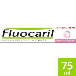Fluocaril Dientes Sensibles 75ml