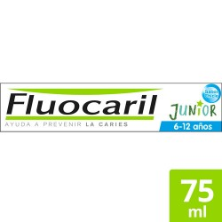 Fluocaril Past Dientes Junior Sabor Chicle 75ml