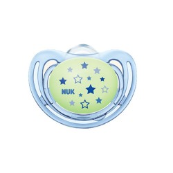Comprar Nuk Chupete Freestyle Night Silicona 18-36 meses
