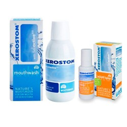 Comprar Xerostom Colutorio Boca Seca 250ml + Spray Regalo