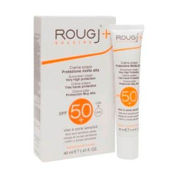 Comprar Rougj Crema Solar Antimanchas y Antiedad SPF50+ 40ml