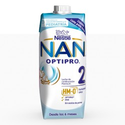 Comprar Nestlé Nan Optipro 2 500ml
