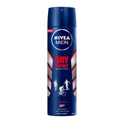 Comprar Nivea Men Desodorante Spray Dry Impact 200ml