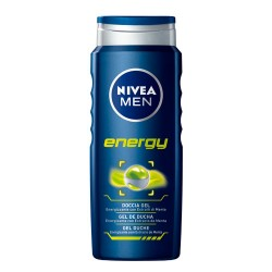 Comprar Nivea Men Gel de Ducha Energy 500ml