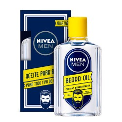 Comprar Nivea Men Aceite Para Barba 75ml