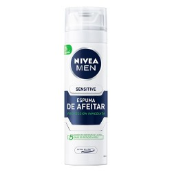 Comprar Nivea Men Espuma de Afeitar Sensitive 200ml