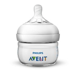 Comprar Philips Avent Biberón Natural Transparente 0m+ 60ml